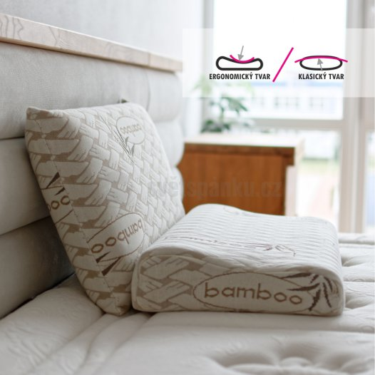 AP Visco Bamboo k matraci za 50%